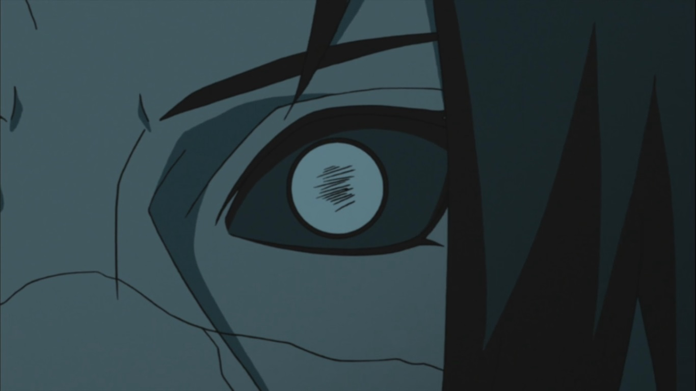 itachi�s izanami eye activated daily anime art