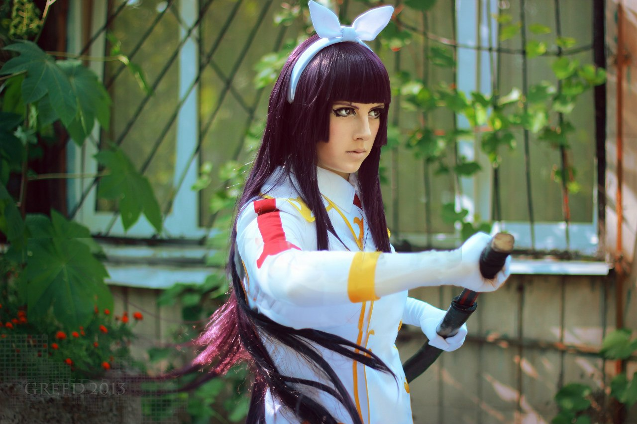 Kagura Cosplay by Kisara-nyan | Daily Anime Art Fairy Tail Cosplay