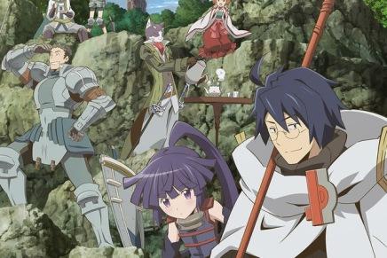 Watch Log Horizon(Anime)