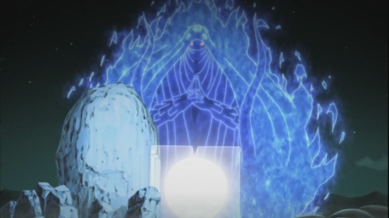 Madara's Perfect Susanoo Before