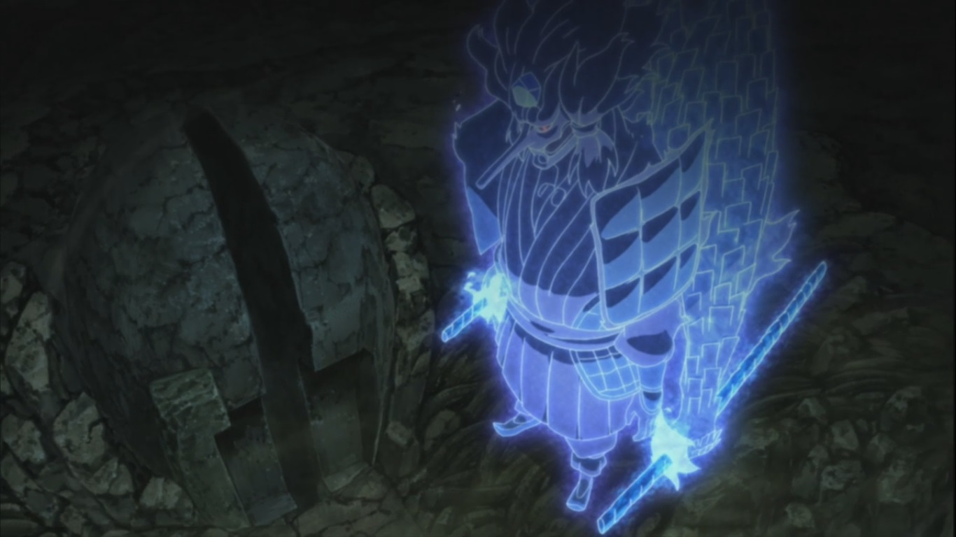 Madara's Perfect Susanoo | Daily Anime Art