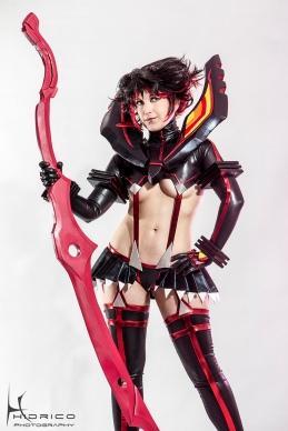 Ryuko Matoi Kill La Kill by cos2play