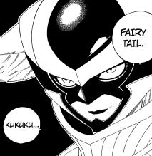 Tartarus hears about Fairy Tail