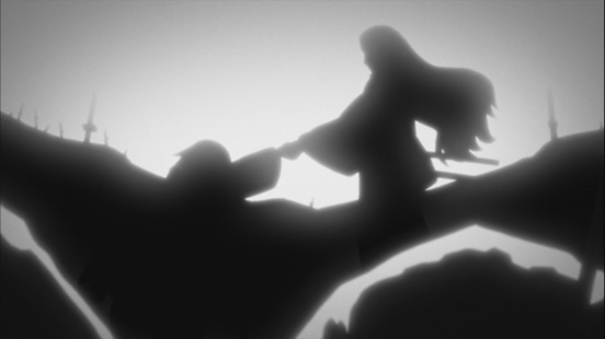 Uchiha Shinobi accepts fate and Izanami ends