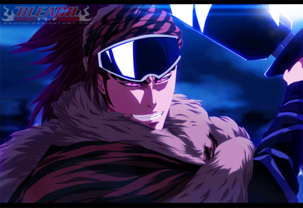 Bleach 562 Renji Scene Coloring by deohvi
