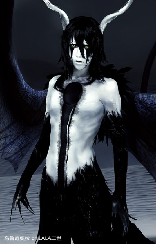 Bleach Ulquiorra Cifer Cosplay by Lalaax