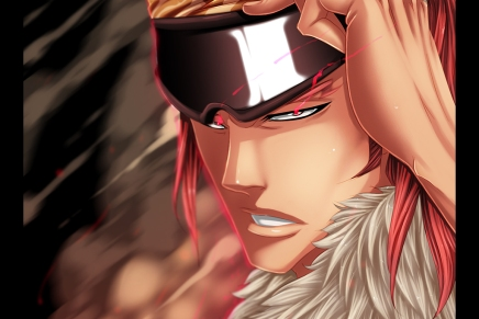 Renji vs Mask De Masculine! Kensei, Rojuro Defeated – Bleach 561