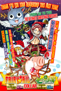 Fairy Tail and Seven Deadly Sins Christmas Special
