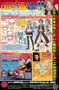 Fairy Tail Anime Returning In April