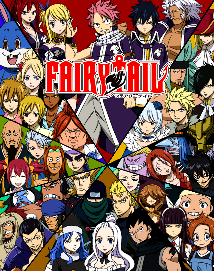 Fairy tail anime returns in april 2014 daily anime art - Image manga fairy tail ...