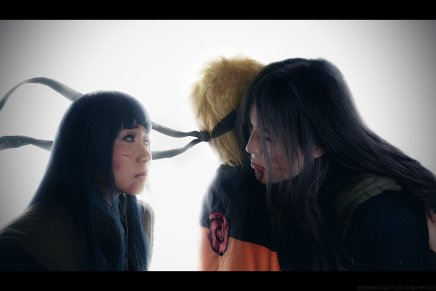Cosplay Monday: Neji's Death – Naruto Chapters614-615