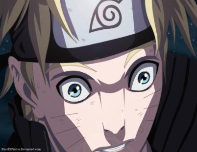 Naruto Manga 660 by Khalilxpirates