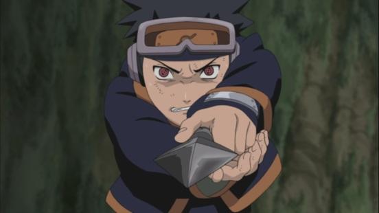 Obito kills invisible enemy