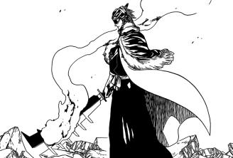 Renji arrives to fight Mask De Masculine