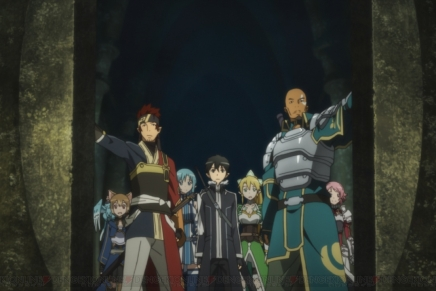 Sword Art Online: Extra Edition Ad Previews December 31st AnimeSpecial