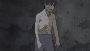 A weak Obito stands