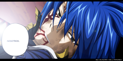 Jellal Dead Face To Activate Fairy Tail 368 Daily Anime Art Read along as these two encounter with the flow of time, will the thunder legion stay the same. jellal dead face to activate fairy
