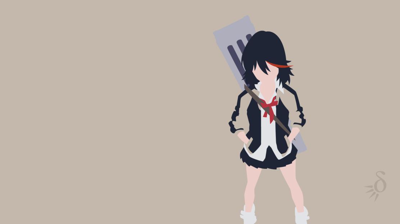 Kill La Kill Matoi Ryuuko by Krukmeister