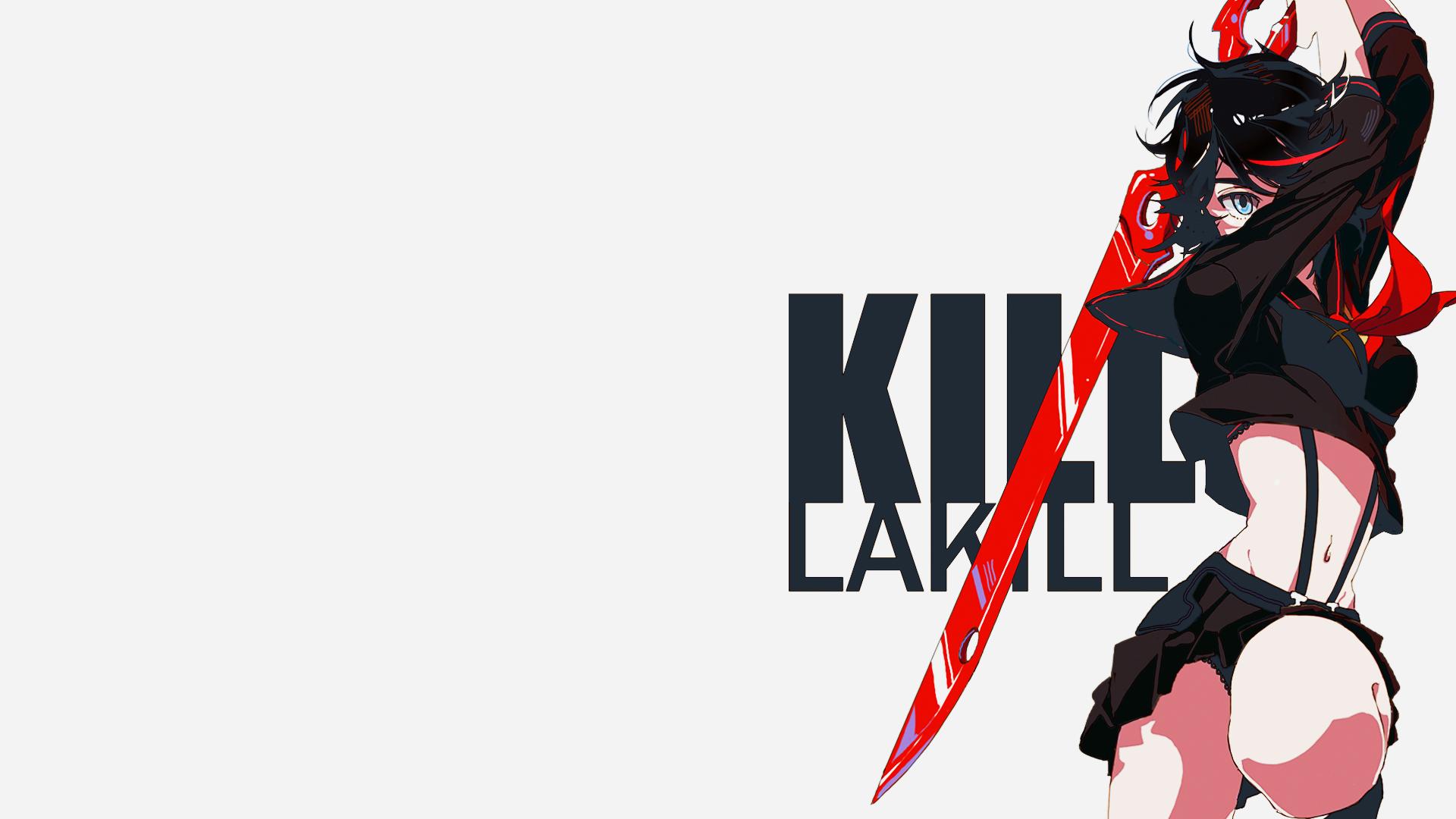 10 Fantastic Kill La Kill Wallpapers Daily Anime Art