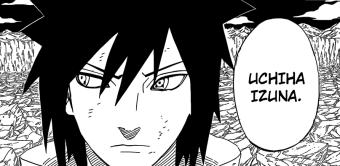 Naruto looks like Izuna Uchiha