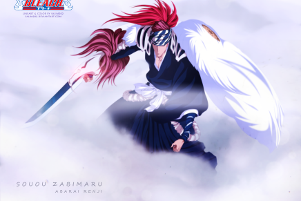 Renji's Souou Zabimaru Bankai! Mask De Masculine Incinerated – Bleach 564