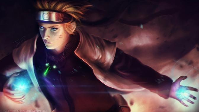 One Hell of a Birthday from Naruto Uzumaki