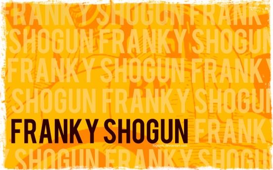 Franku Shogun Wallpaper One Piece by fogdark