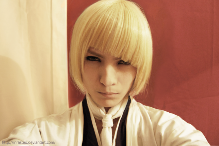Cosplay Monday: Shinji Hirako