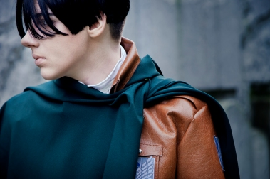 Levi Cosplay by theonlyvu