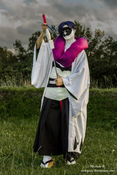 Mayuri Cosplay Ready to Kill by Miryamaris