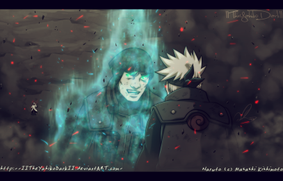 Naruto 666 Don't Forget To Me by IITheYahikoDarkII