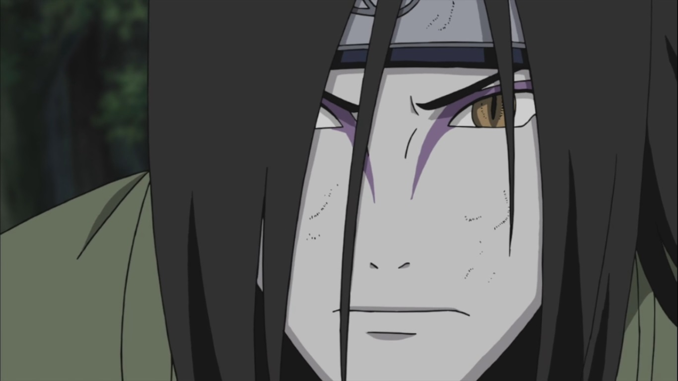 Orochimaru injured daily anime art - Image de narouto ...