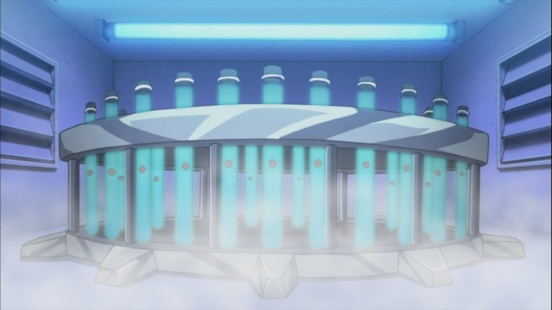 Test Tube of Hashirama's Cells
