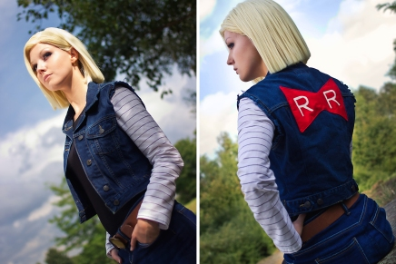 Cosplay Monday: Android18