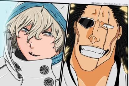 Imagination Kills Zaraki Vs Gremmy Bleach 574 Daily Anime Art