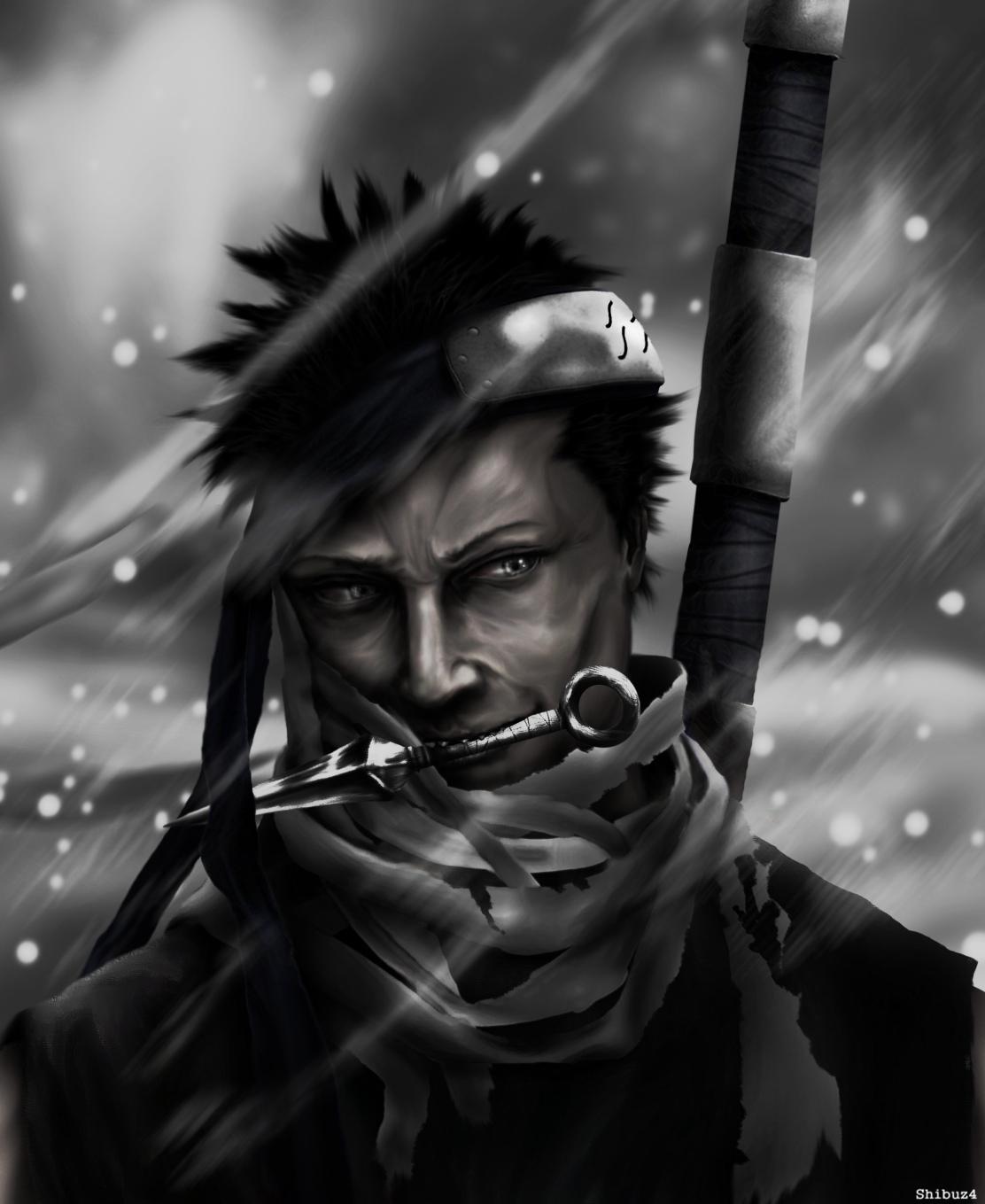 Demon Of The Mist – Zabuza Momochi