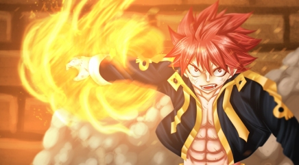 Natsu vs Franmalth! Wendy Goes to Face – Fairy Tail 374
