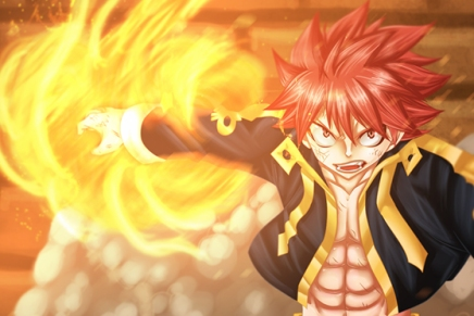 Natsu vs Franmalth! Wendy Goes to Face – Fairy Tail374