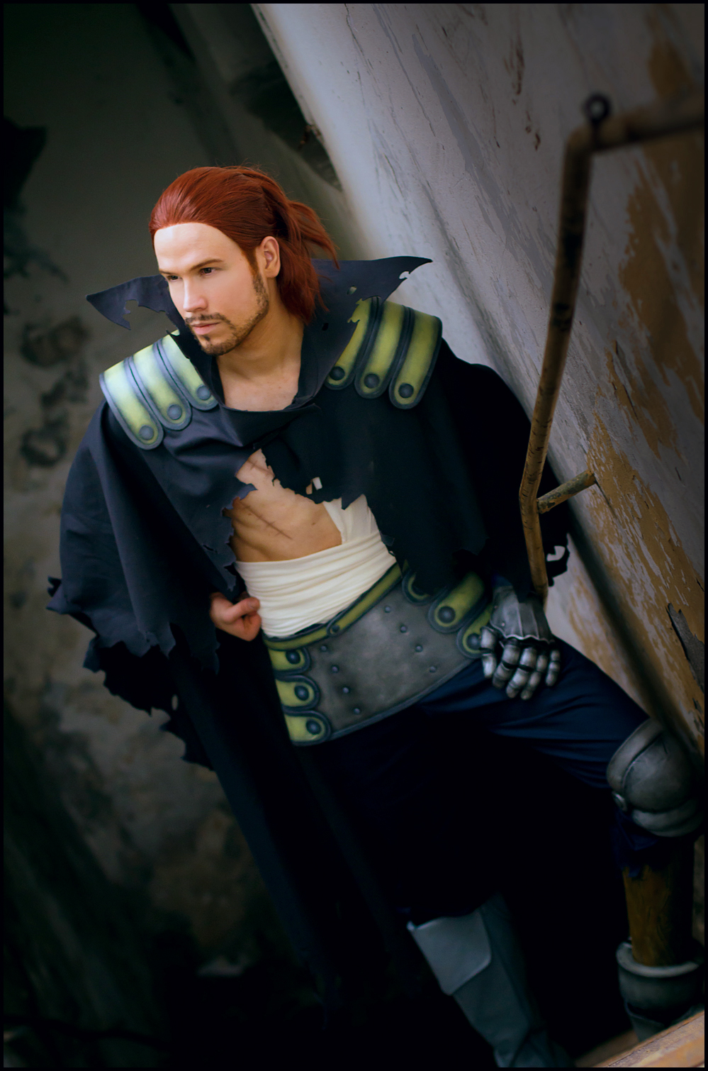 Gildarts Clive Cosplay Fairy Tail by elffi | Daily Anime Art