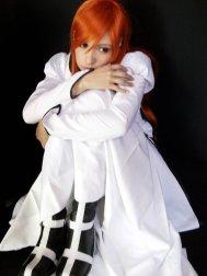 Inoue Orihime Cosplay by zettai-cosplay