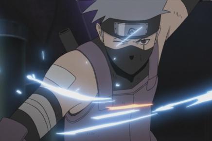 Yamato vs Kakashi! The Sharingan – Naruto Shippuden355