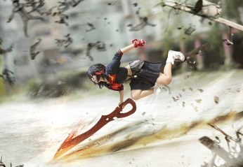 Matoi Cosplay Kill La Kill by Inushio