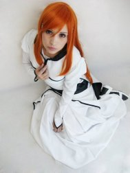 Orihime Cosplay by zettai-cosplay