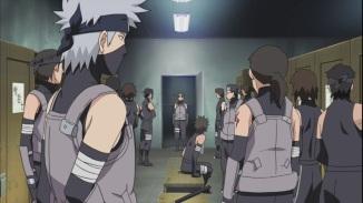 Yamato joins Hiruzen's ANBU
