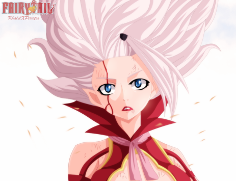 Mirajane Ultimate Form – The best gifs are on giphy.