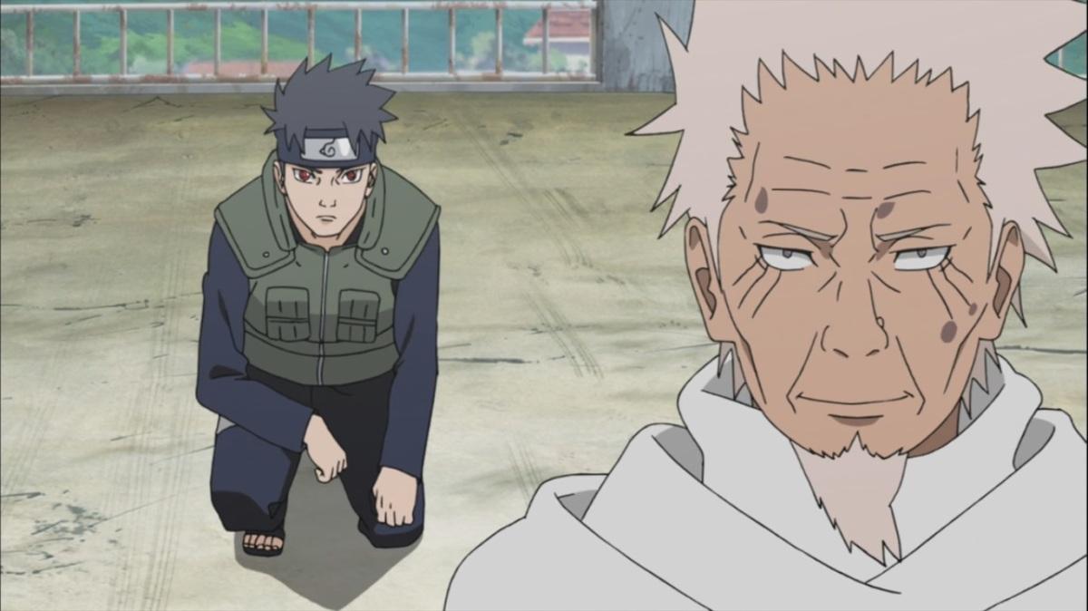 Shisui's Death! Coup D'etat – Naruto Shippuden 358   Daily ...