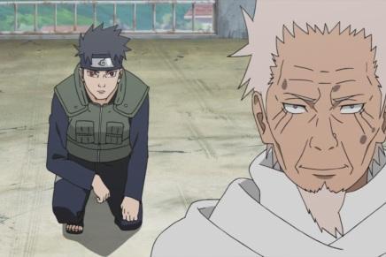 Shisui's Death! Coup D'etat – Naruto Shippuden358