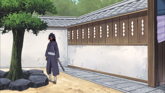 Younger Obito appears