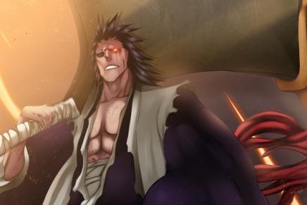 Zaraki The Monster! Imagined Dead – Bleach578