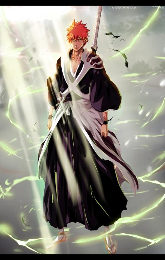 Bleach 582 Who Do You Think I Am Ichigo by i-azu
